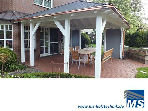 carport inklusive montage pavillonbausatz f 252 r selbstaufbau oder montage durch ms