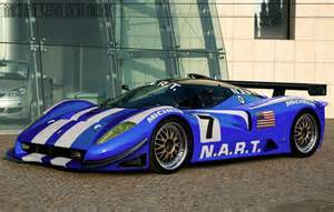 sports cars blue enzo