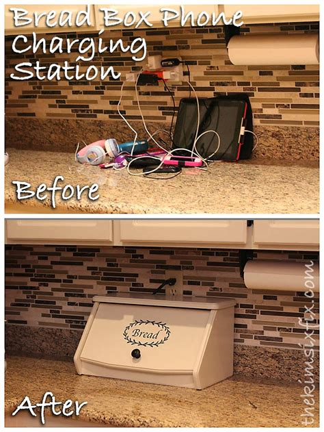 diy phone charging station make your own diy charging station