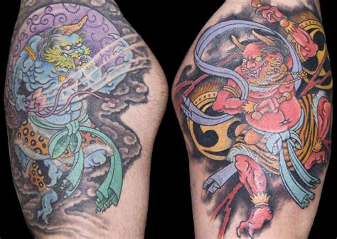 tattoo aftercare myths japanese leg mythology tattoo slave to the needle