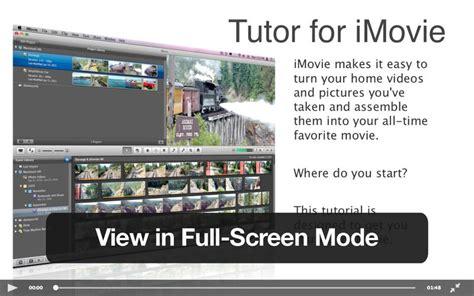 imovie tutorial ipad air 2 imovie iphone 4 tutorial