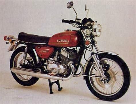 1976 Suzuki Gt500 Suzuki Gt500 Gallery