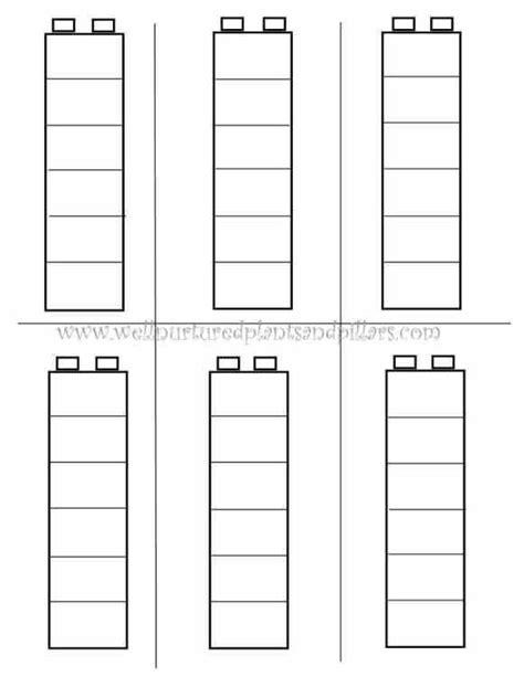 montessori printable templates 1000 images about preschool math patterns on pinterest