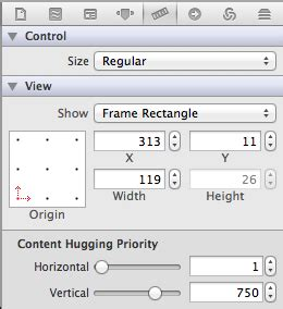 xcode layout size how to have a view resize using xcode s auto layout