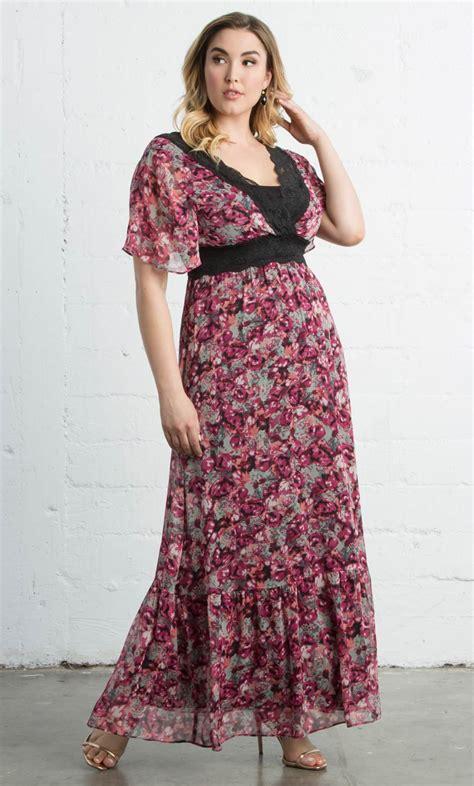 plus size maxi dresses daydream maxi dress