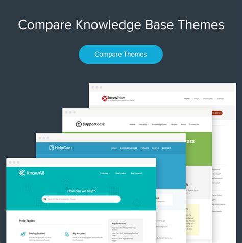 free wordpress knowledge base theme helpguru a self service knowledge base wordpress theme
