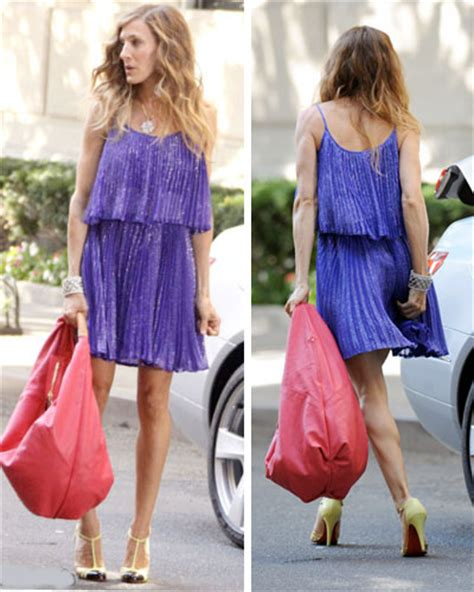 Which Of Carries Three Dresses Do You Like Best by Do You Want To Dress Like Carrie Bradshaw Myfashdiary