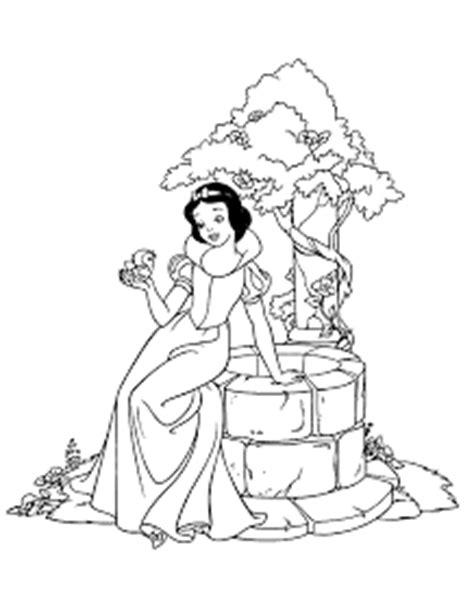 seduta sul cinema e teatro biancaneve e i sette nani snow white