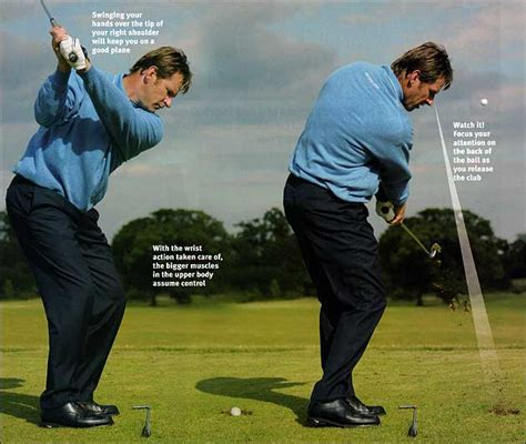 nick faldo a swing for life how to plug in a repeating swing nick faldo