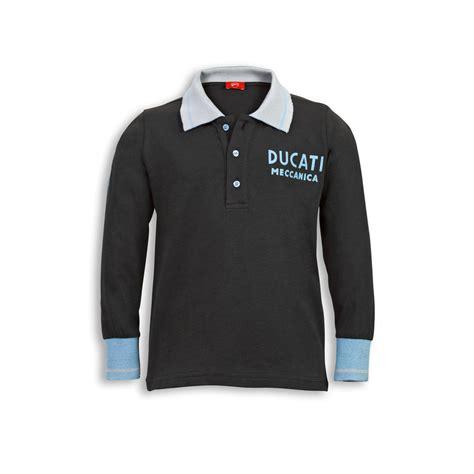Kaos Longsleeve Bmw Motorcycles 1 ducati retro vintage polo t shirt longsleeve for children blue
