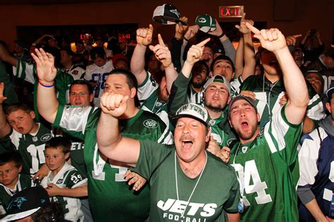 ny jets fan forum who is the biggest jets fan you know