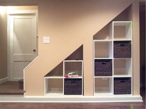 Storage Ideas For Basement Basement Quot Stairs Quot Space Ideas Basement Masters