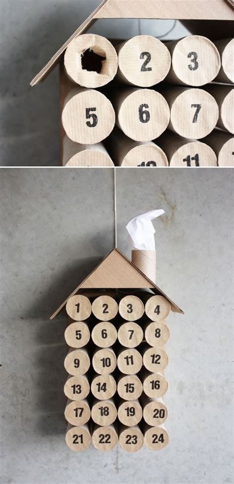 What Can You Make With Paper - 40 easy crafts you can make with paper rolls
