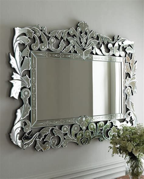 designer mirrors decorative wall mirrors floor mirrors at horchow