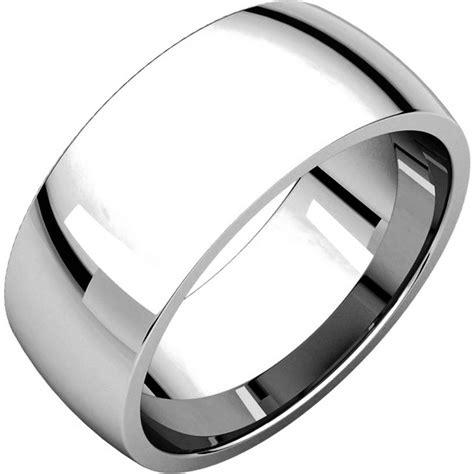 platinum comfort fit wedding band x123831pp platinum 8mm comfort fit wedding band