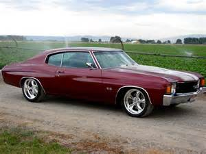 Chevrolet Chevelle 72 72 Chevelle Ss Awesome Rides Then Now