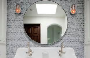 bathroom mirror tiles for wall cococozy bathroom mirrors looking