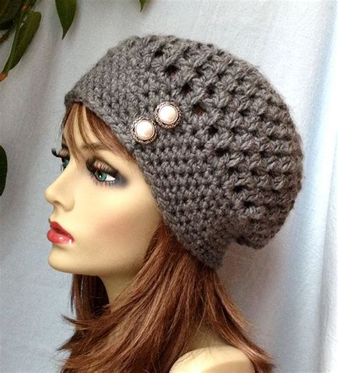 crochet hats for crochet and knit