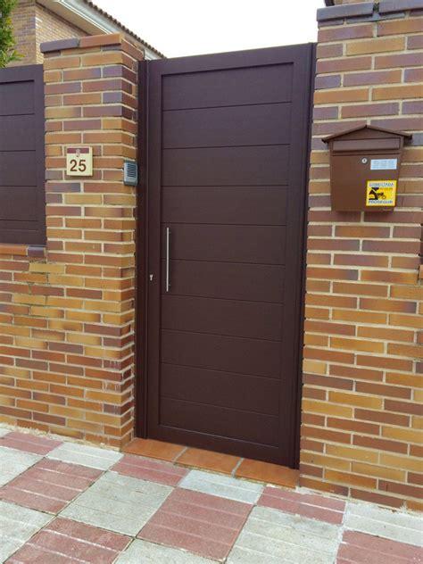 Vallas Jardin Baratas #9: Puertas-de-casa-exterior-ideas-de-disenos-ciboney-de-puertas-de-aluminio-exterior-baratas.jpg