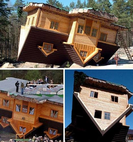 upside down house poland unconventional houses around the world sulekha home talk
