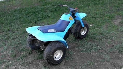 1985 Yamaha YT60 Tri Zinger FOR SALE!   YouTube
