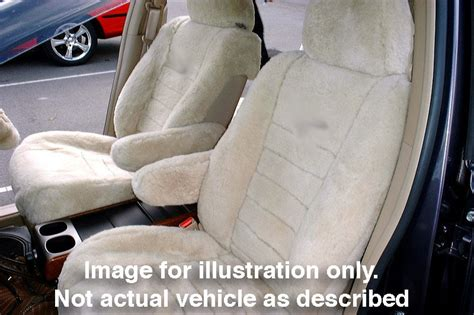 Novelty Car Seat Covers Australia Fr Pr Premium Aust Made Sheepskin Seat Covers Land Cruiser