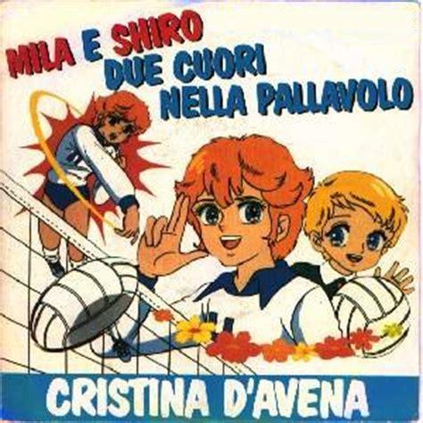 mila e shiro sigla testo sigla italiana mila e shiro due cuori nella pallavolo