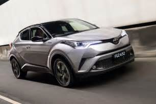 new car toyota 2017 toyota c hr new car review