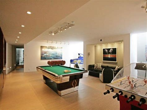 Modern Game Room 17 delightful game room ideas that every men dream about