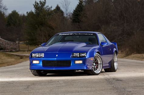 built by a 15year old 1989 camaro cool mod cars