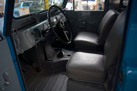 1967 nissan patrol interior 1967 nissan patrol for sale in saint louis mo