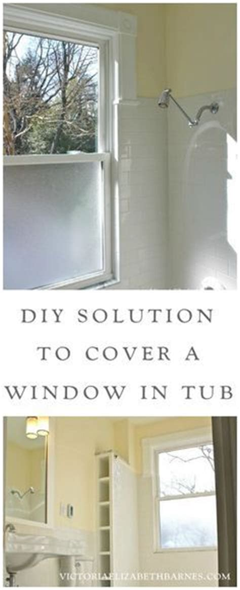 how to cover a bathroom window 25 best ideas about window in shower on pinterest