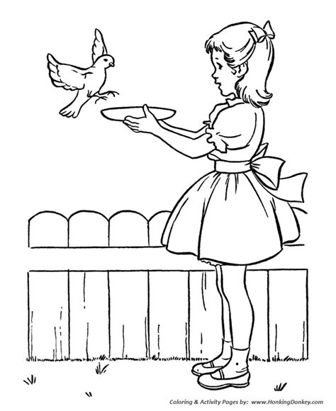 winter season coloring pages free printable search