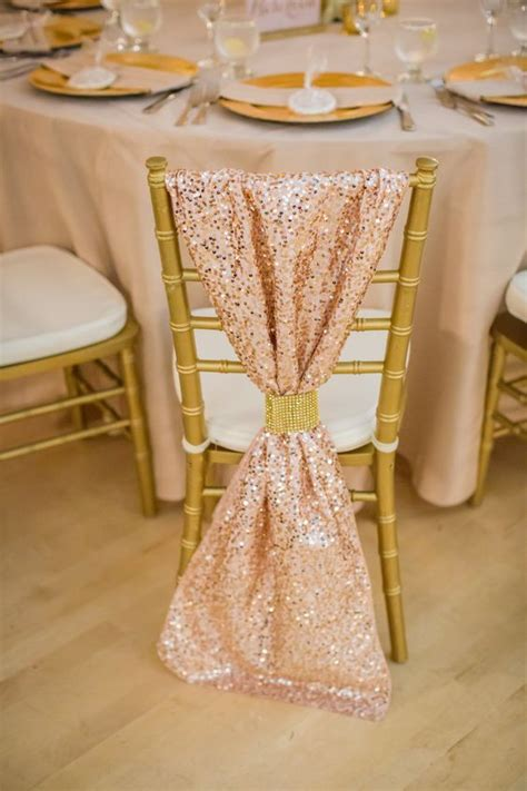 Blush And Gold Wedding Decor featured wedding a chico event center wedding by