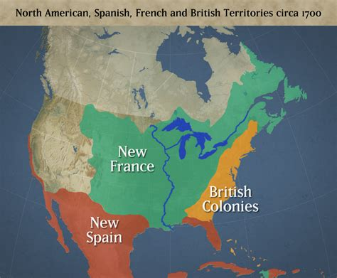 map us during 1700s litr pages craig white uhcl images