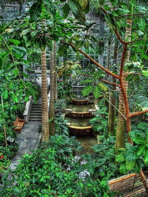Washington Botanical Gardens Botanical Garden Washington D C Has A Catwalk And An Elevator Up Conservatory Pinterest