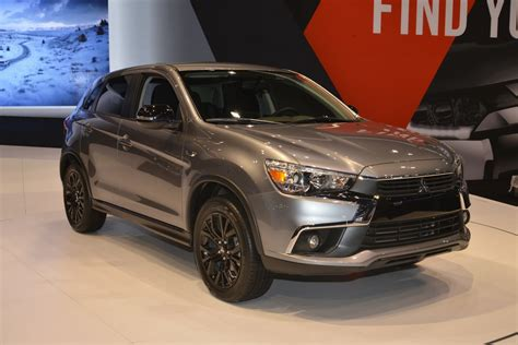 2017 mitsubishi outlander sport limited edition the 2017 mitsubishi outlander sport limited edition debuts