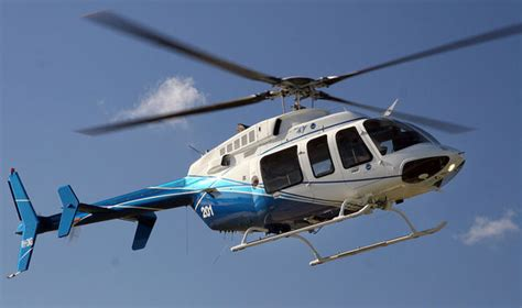 Helicopter Accident Rate Drops Dramatically   Flying Magazine