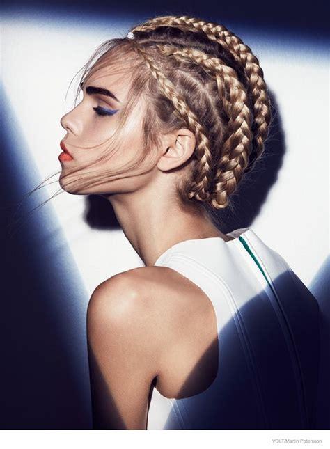 braids hairstyles magazines artfully braided editorials volt magazine ecorebel