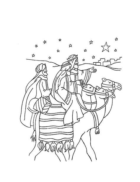 imagenes reyes magos para recortar dibujos para colorear de los reyes magos pequeocio