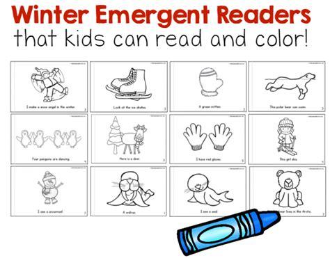 garden an coloring book books new winter theme pack for preschool kindergarten the