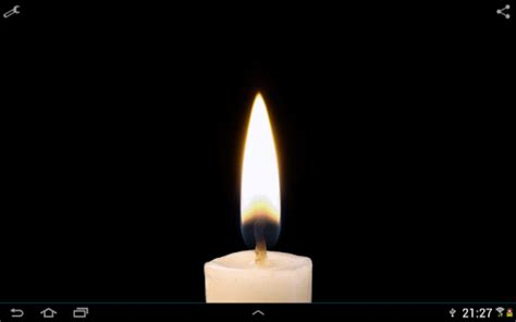 candela virtuale candle apps on play