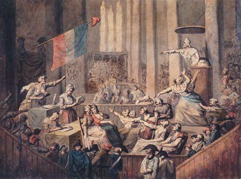Revolution Of the revolution a basic history