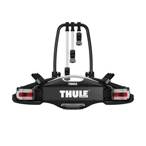 Thule 4 Bike Rack Towbar by Thule 927 Velocompact Tow Bar 3 Bike Rack From Direct Car