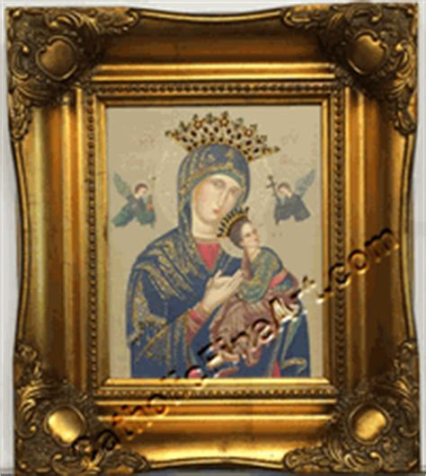 10 x 10 framed matted religious work catholic prints posters framed religious