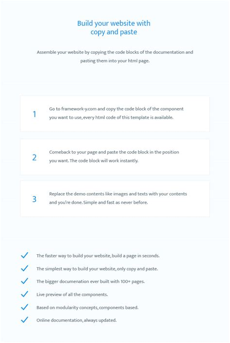 White Label Clean Template For Modern Web Businesses By Schiocco White Label Website Templates