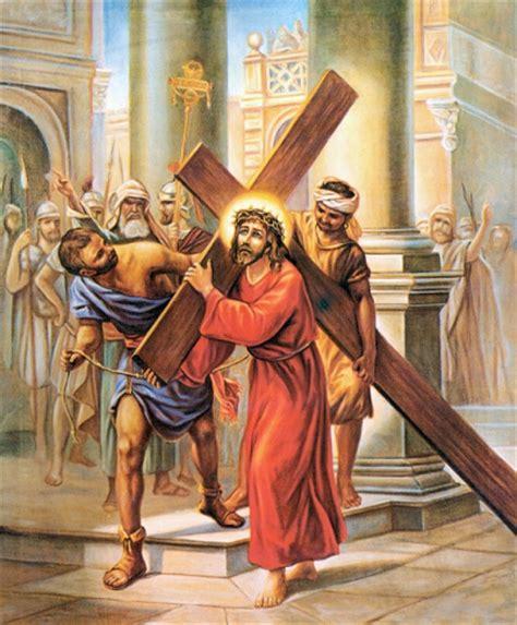 imagenes de jesus del via crucis el v 237 a crucis del cardenal ratzinger el camino de dios