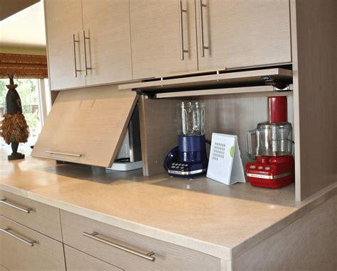 small kitchen appliance storage ideas kitchen