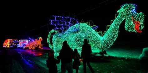 festival of lights 2017 east peoria il 32nd east peoria festival of lights kicks off with