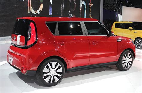 Kia Soul Review 2014 2014 Kia Soul Review